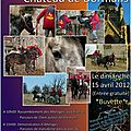 Journée de l'attelage à dormans 15 avril 2012