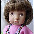 ventes poupées pour une amie <b>boneka</b> Amélia