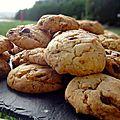 Cookies croquants et moelleux de marie-lou et jeanne