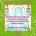 DIA 12 - 17 DIAS DE MEDITAÇÃO & REFLEXÃO COM SANTA HILDEGARDA DE BINGEN