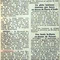 Xx/09/1954 : perpignan, thuir : boule de feu