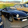 Triumph Mk 1500 convertible (1974-1980)(Rencard Burger king avril 2011) 01