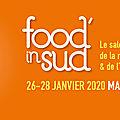 Food' In Sud 2020 au Parc Chanot à Marseille