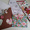 Concours scrapbooking !