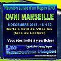 Mufon france region paca - ovni marseille - reunion ufologique le 6 decembre 2013
