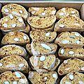 Les biscotti de don vito corleone (les cantuccini)