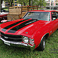 <b>Chevrolet</b> Chevelle SS hardtop coupe-1971
