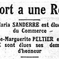 Fêtes de Mi-carême 1922 à Belfort, <b>l</b>'élection de la Reine