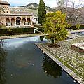 L'andalousie - Grenade - L'alhambra - Le <b>Generalife</b>