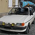 Ford fiesta mk ii 1.6 d (1983-1989)