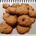 Tuiles aux cacahuètes