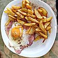 Bacon aux Oeufs.
