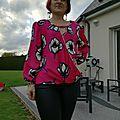 2e blouse Tendances couture