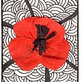 n° 306, coquelicot rouge, ok
