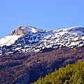 Le Mont Oelharisse