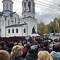 L'assassinat d'une petite fille de neuf ans, Lisa Kisseliova, à Saratov, relance le débat sur la peine de mort en <b>Russie</b>