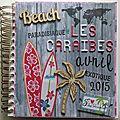 Album voyage aux caraibes 2015