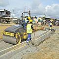 Achèvement des travaux de l'entrée Est de la ville de Douala. Le MINTP prescrit un délai de 21 jours pour la livraison