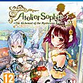 Test : Atelier Sophie : The Alchemist of the Mysterious Book