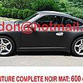 <b>Porsche</b> <b>911</b>, <b>Porsche</b> <b>911</b>, <b>Porsche</b> <b>911</b> Total covering noir mat, <b>Porsche</b> <b>911</b> peinture covering noir mat, <b>Porsche</b> <b>911</b> covering jan