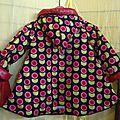 2012-10 manteau Quand je serai grande, je serai Princesse