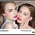 Baby Doll Kiss & Blush - Vice Versa <b>Lèvres</b> & Joues - Yves Saint Laurent