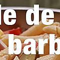 Salade de pâtes pour <b>barbecue</b> : cette recette est proposée sur Veedz