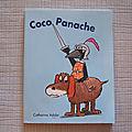 Coco Panache-Catahrina Valcks-lutin poche-l'école des loisirs 2004