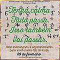 MENSAGEM DO DIA 09 DE FEVEREIRO