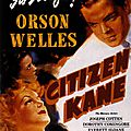 Orson welles - citizen kane