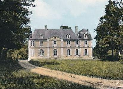 Vaux - le château