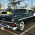 <b>Chevrolet</b> Bel Air Sport hardtop coupe-1956