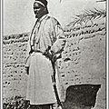 KAOCEN : leader du soulèvement des Touaregs contre la colonisation