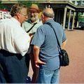 Forum 2007 Claude Henri et Mario de Fillipis Adjoint au sport Sept07