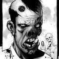 Comics #48 : the walking dead - cliff rathburn #2