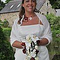 Nouvelles <b>photos</b> de nos mariées