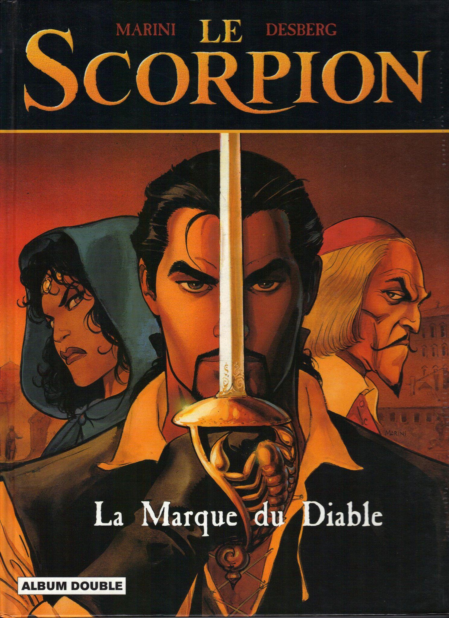 Le Scorpion volume 1