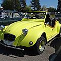 CITROËN 2CV cabriolet <b>custom</b>