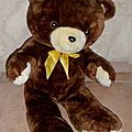 Grand nounours - 65cm - cuddle wit