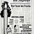 <b>29</b> <b>février</b>, La Bougie du Sapeur