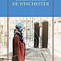 LA BRODEUSE DE WINCHESTER > LIVRE DE TRACY CHEVALIER > EDITIONS <b>TABLE</b> <b>RONDE</b>