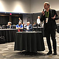 NEXYAD <b>CONFERENCE</b> AT CES 2019 FOR XAVIER DALLOZ THINK TANK