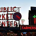 Christmas Pike Place Market