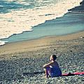 Sur la plage abandonnée 2