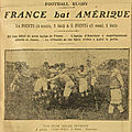 La médaille coloniale - MaM Montcenis - Football-Rugby