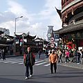 SHANGHAI (VIEILLE VILLE DE)