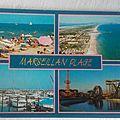 Marseillan plage datée 1992