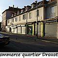<b>Drouot</b> : Le commerce de proximité ?