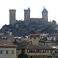 Périple vers les Pyrénées et le Pays Basque - découverte du département de l'Ariège (<b>Foix</b> et Pamiers)