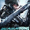 Test de Metal <b>Gear</b> Rising : Revengeance (Android) - Jeu Video Giga France
